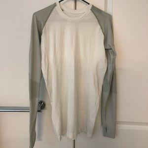 Oiselle long sleeve running shirt 🏃♀️🏃♀️